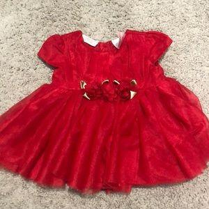 Koala baby boutique red dress